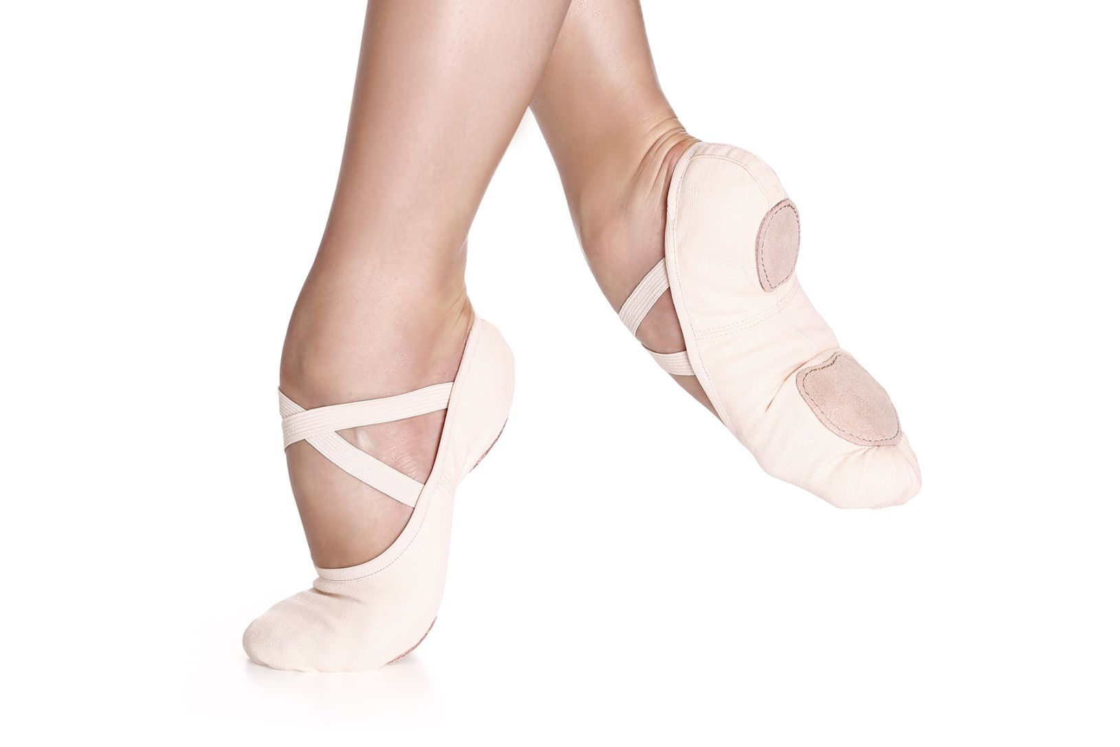 Si Danca Toile Extensible Rose Sd16 Ballet 13,5 Sb Raccord