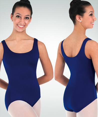 Body Wrappers Tank Leotard - Child Sizes