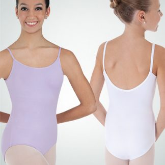 Body Wrappers- ProWEAR® Camisole Ballet Cut Leotard- BWP024