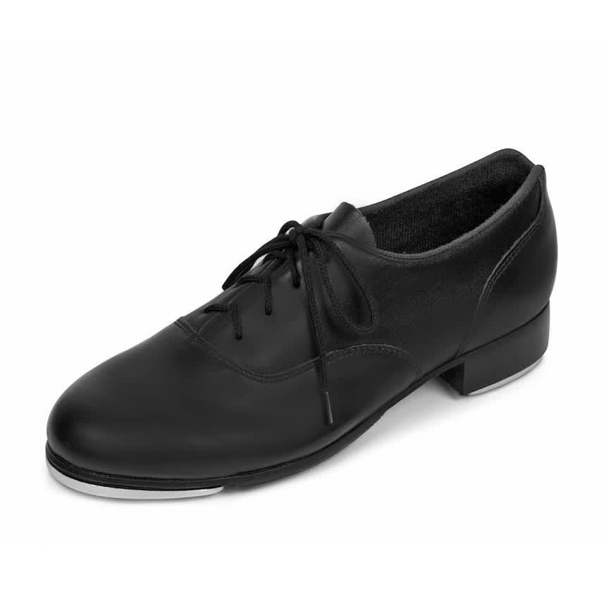 Bloch Ladies Respect Black Full Sole Tap Shoe